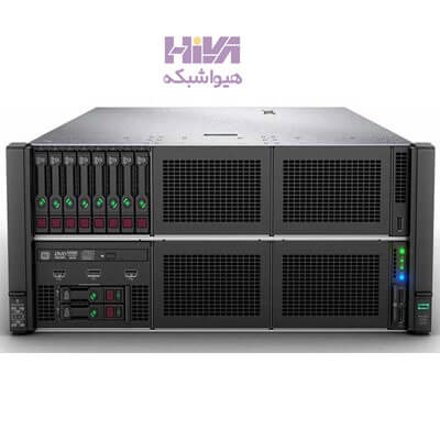 سرور  HPE ProLiant DL580 Gen10